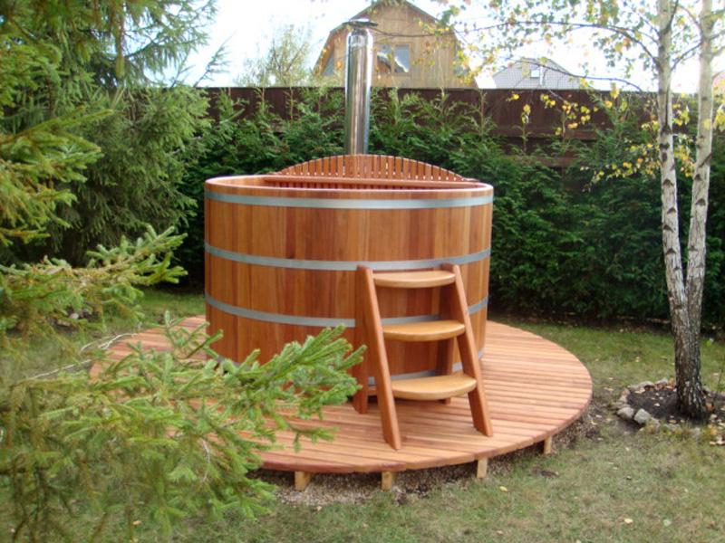 деревянная купель