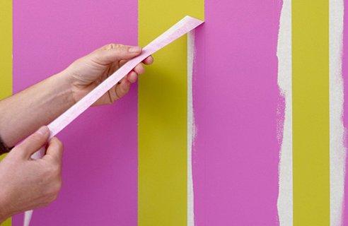 Покрытие стен